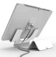 Universal Tablet Holder White