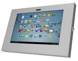 Galaxy Tab1 10.1 Encl Wall Mount Silver