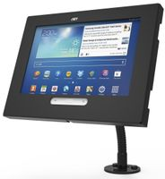 Galaxy Tab 3 FlexArm Mnt Enclosure Black