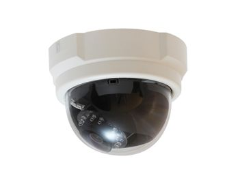 H.264 3MP FCS-3053 POE IP DOME NETWORK CAM TAA