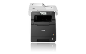 DCP-L8450CDW COLOR LASER MFP PRINT SCAN COPY 30 PPM DUPLEX    IN MFP