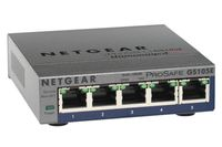 NETGEAR PROSAFE 5-PORT PLUS SWITCH WITH POE OPTIONS                 IN CPNT