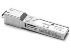 1 GBE SFP COPPER MODULE  IN