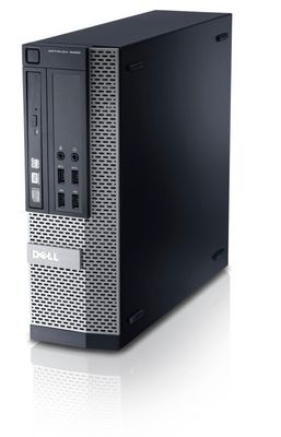 OptiPlex 9020 SFF i5-4590 4GB 500GB DVD-RW HD4600 3YNBD W7P_W8P