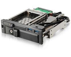 EMK5201U3 mobile rack 1x2.5+1x3.5+USB