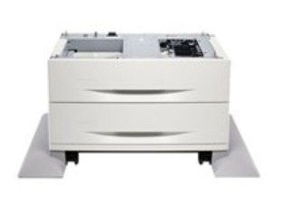 DELL C5765dn  1,100 Sheet High Capacity Feeder with Caster Base -KIT (724-BBDR)