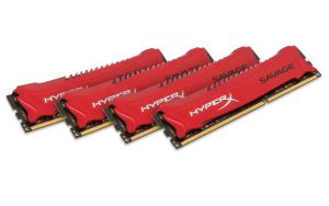 32GB DDR3-1866MHZ NON-ECC CL9 DIMM (KIT OF 4) XMP SAVAGE