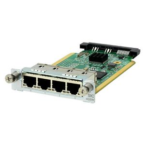 Hewlett Packard Enterprise MSR 4-port Gig-T Switch