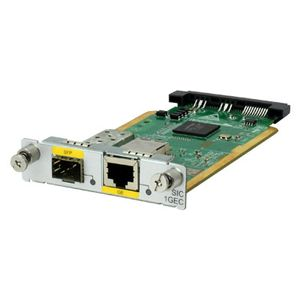 Hewlett Packard Enterprise MSR 1-port GbE Combo