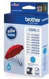 BROTHER Tinte LC-225XLC Cyan