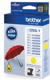 BROTHER Tinte LC-225XLY Yellow
