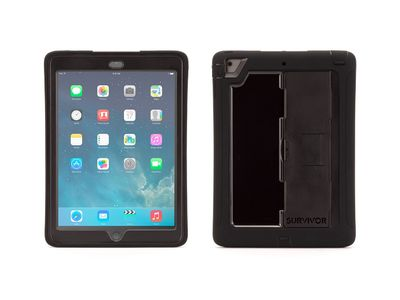 GRIFFIN SURVIVOR SLIM - IPAD AIR BLACK (GB39097)