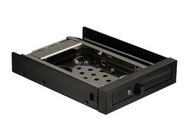 3,5'' Mobile Rack for one 2,5'' drive with anti-vibration preef