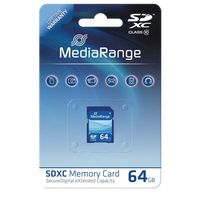 MediaRange SD Card 64GB SDHC CL.10 (MR965)