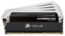 CORSAIR Dom Plat 16GB DDR4 4x288, 3333MHz (CMD16GX4M4B3333C16)