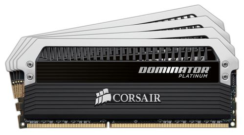 CORSAIR 32GB (KIT) DDR4 2666Hz Dominator CL15 (CMD32GX4M4A2666C15)