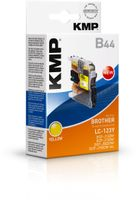 B44 ink cartridge yellow compatible with Brother LC-123 Y