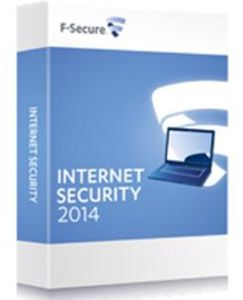F-SECURE FSEC Internet Security 2014 OEM 25p(IN) (FCIPOE1N025G2)