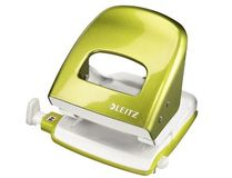 LEITZ Punch WOW metal green metallic Leitz 5008 blister