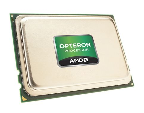 AMD Opteron Dual-Core Processor 2214 - 2.2GHz