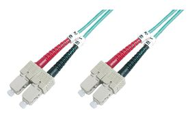 DIGITUS FIBER OPTIC CORD MULTIMPATCH OM4. SC / SC 10M CABL (DK-2522-10-4)