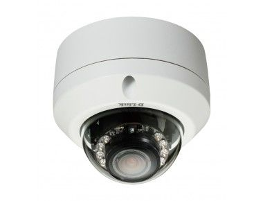 HD Outdoor Fixed Dome Camera