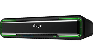 Drobo Mini 4-bay storage array, Thunderbolt/ USB 3.0