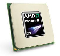 HP Phenom Ii P650 2.6Ghz 2M25W (634687-001)