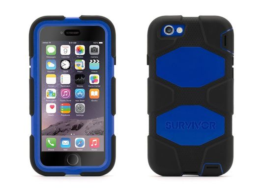 Survivor Case Iphone 6 Blk/blu