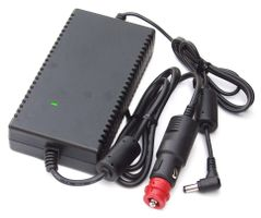CAR 120 universal notebook DC 12V adapter bil/flyg, 19V/120W