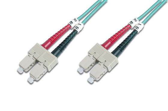 LWL MULTIMODE SC/SC PATCHCABLE GR CABL