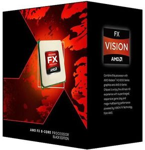AMD FX 8320E 3.2GHZ BLACK SKT AM3+ L2 8MB 95W P (FD832EWMHKBOX)
