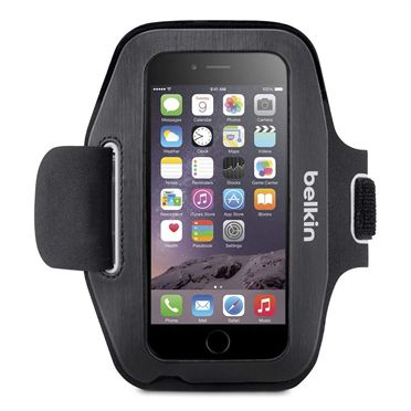 iPhone 6 Sport-Fit Armband, black