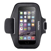 iPhone 6 Sport-Fit Armband, fucshia