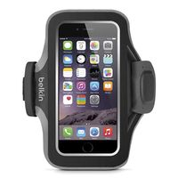 iPhone 6 Slim-Fit Plus Armband, black
