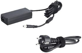 DELL EURO 65W AC Adapter with power cord (450-AECL)
