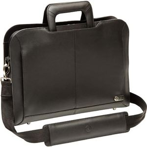 "DELL Executive 13"" Leather Attache"