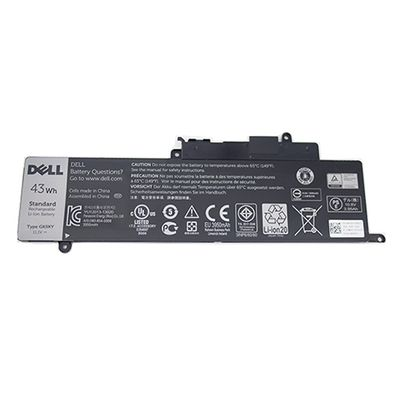 3-cell Lithium Ion (43WHr) Battery (Kit)