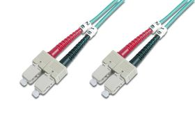 DIGITUS FIBER OPTIC PATCH CORD. SC-SC GR CABL (DK-2522-01-4)