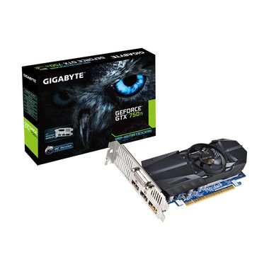 GTX750TI 2GB PCI-E LP