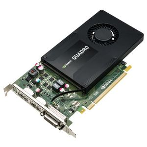 Hewlett Packard Enterprise NVIDIA Quadro K2200 Graphics