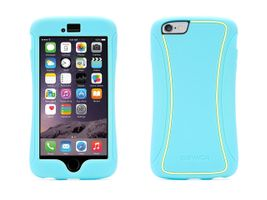 iPhone 6/6s Plus Survivor Slim TwoTone Turquoise/ Lemon Drop