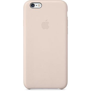 iPhone 6 Leather Case Pink