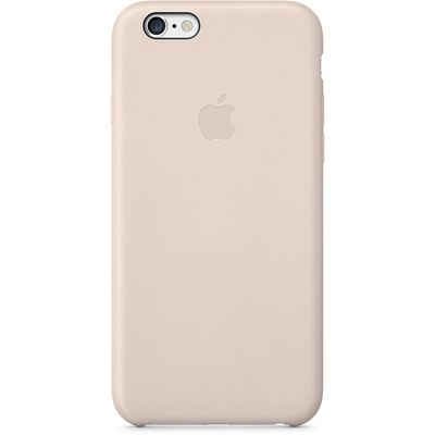 IPHONE 6 LEATHER CASE (SOFT PINK)