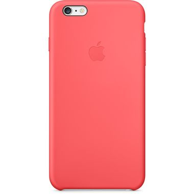 iPhone 6 Plus Silicon Case Pink