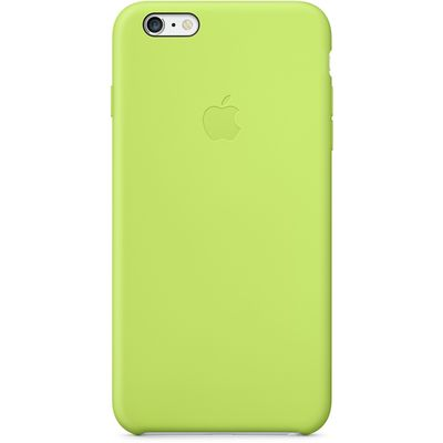 IPHONE 6 PLUS SILICONE C (GREEN)