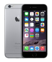 APPLE iPhone 6 64GB spacegrey (MG4F2ZD/A)