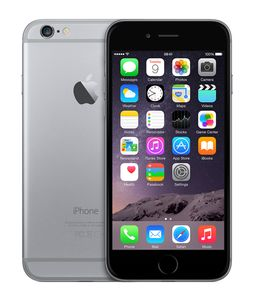 APPLE iPhone 6 32GB Space Gray  -  MQ3D2QN/A (MQ3D2QN/A)