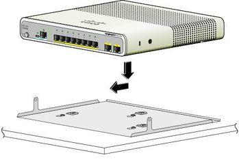 CISCO MAGNET AND MOUNTING TRAY  (CMP-MGNT-TRAY=)