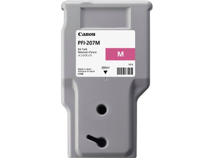 PFI-207 ink cartridge magenta